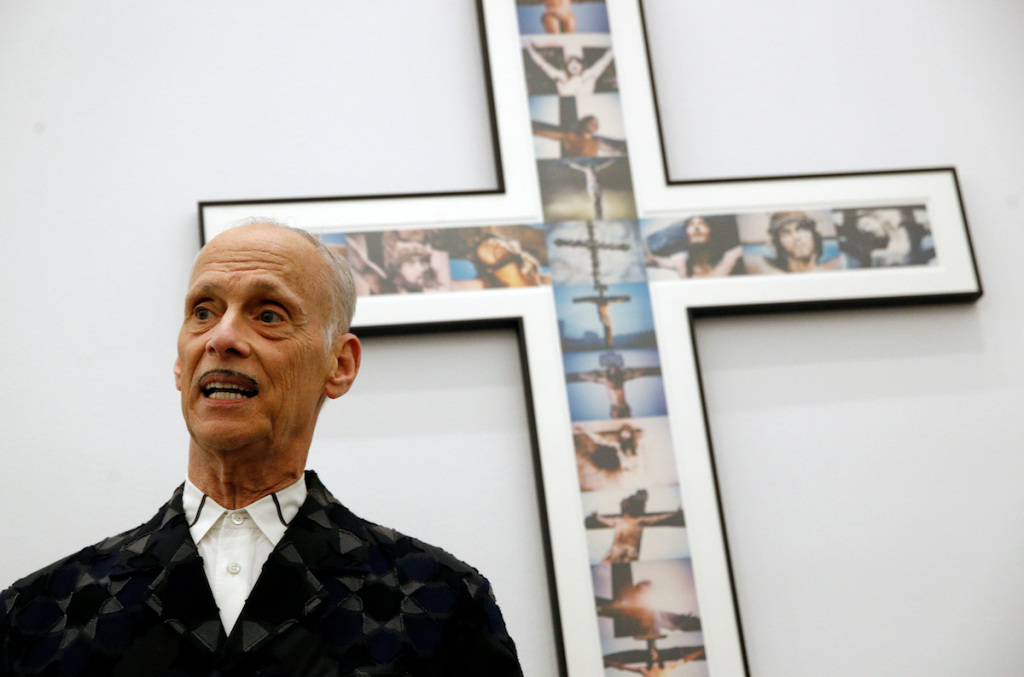 John Waters Gives Collection to Baltimore Museum—and More Art News – ARTnews.com