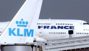 KLM pilots agree to pay cuts to secure bailout for airline