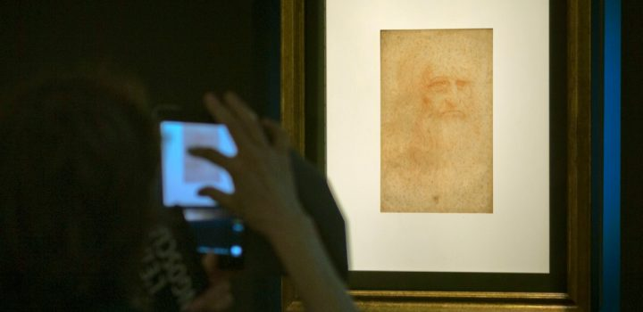 Leonardo da Vinci Drawings Host Bacteria and DNA, Study Finds – ARTnews.com