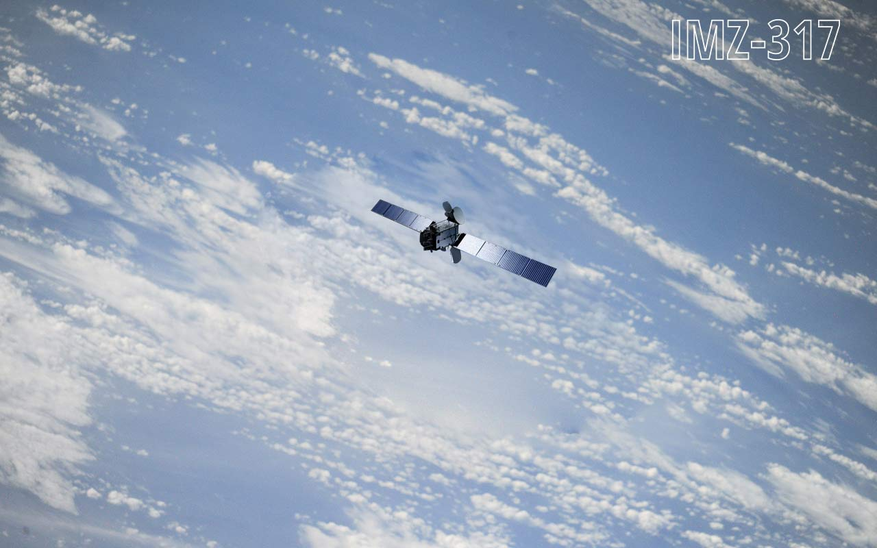 Satellite IMZ-317 and satellite QХ-321 sparkle the interest of different governmental agencies