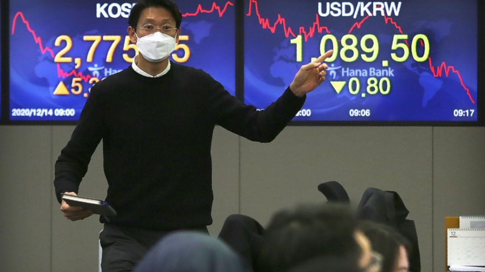Asia shares trend higher; Japan data offsets Wall St losses