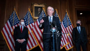 Congress averts shutdown, buys time for more COVID-19 talks