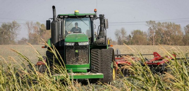 Federal checks salvage otherwise dreadful 2020 for US farms