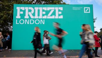 Frieze Rents Two Gallery Spaces in London – ARTnews.com