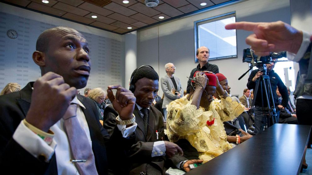 Dutch court to rule in Nigerian farmers' case against Shell