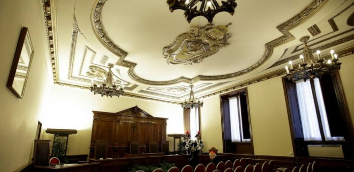 Probe highlights Vatican legal system's limited protections