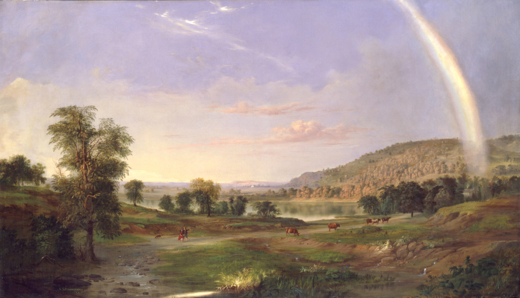 Robert S. Duncanson Painting Heads to Capitol as Inaugural Gift – ARTnews.com