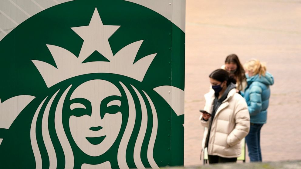 Starbucks' recovery, solid in China, still slow in US