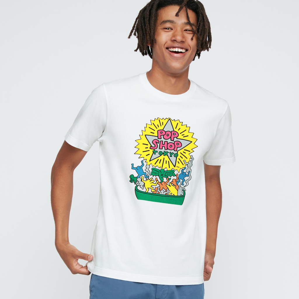 Uniqlo Unveiles Keith Haring Collection of T-Shirts and Hoodies – ARTnews.com
