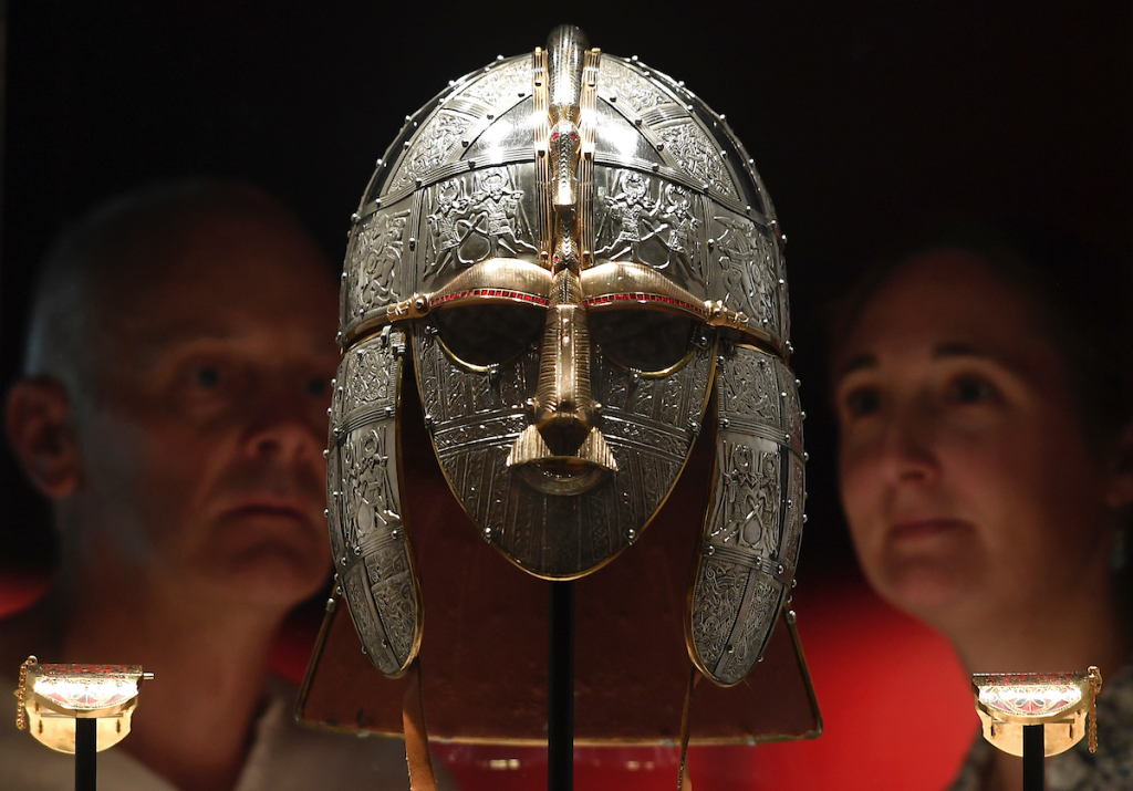 What Is the Sutton Hoo Burial, and Why Is It Important? – ARTnews.com