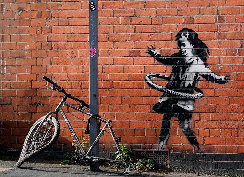 Banksy Mural in Nottingham Sold to Gallery – ARTnews.com