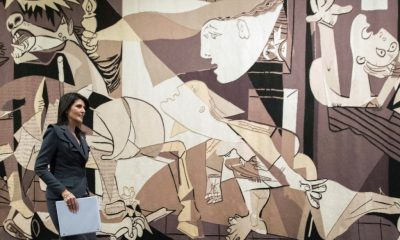 Picasso 'Guernica' Tapestry Leaves U.N. After Rockefeller Request – ARTnews.com