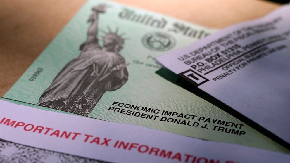 IRS says new round of COVID relief payments on the way
