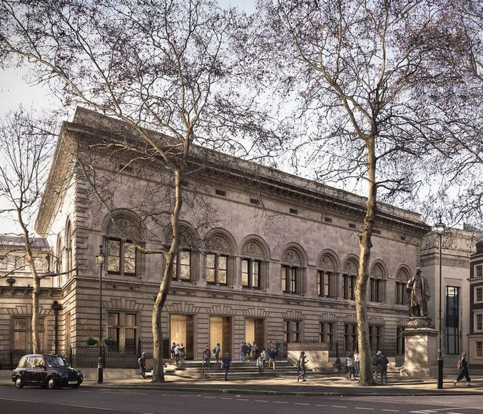 London's National Portrait Gallery Will Represent