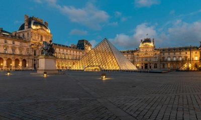 Louvre Recovers Two Pieces of ArmorStolen Almost 40 Years Ago – ARTnews.com