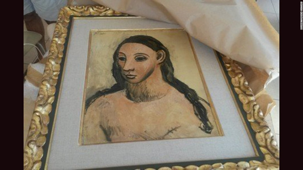 Spanish Supreme Court Rules Picasso in Botín Case Can Not Be Exported – ARTnews.com