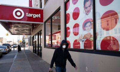 Target powers through a pandemic; 2020 sales growth explodes