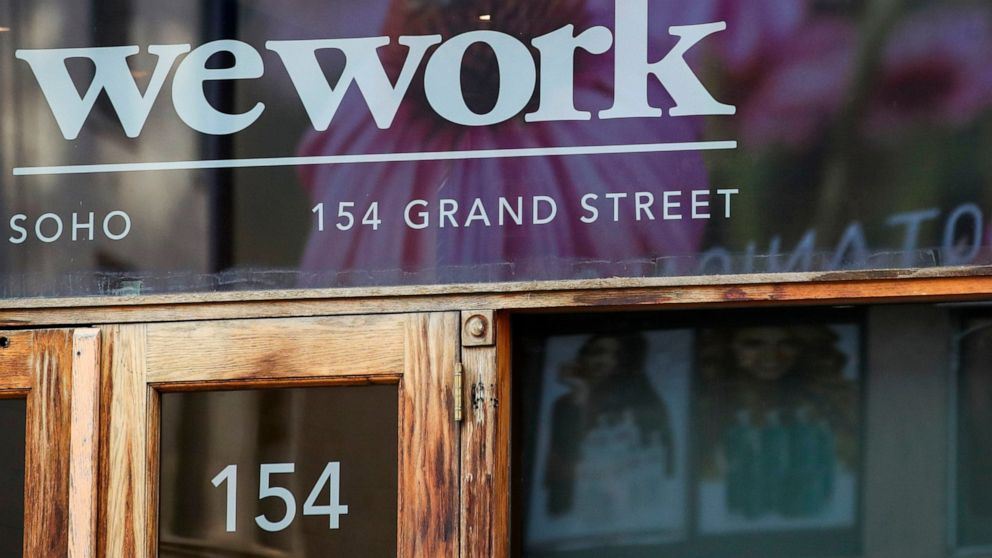 WeWork stock offer comes amid doubtful need for office space