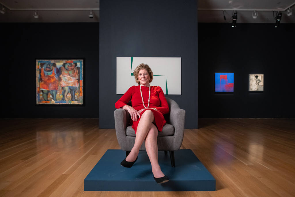 Who Is Agnes Gund, and Why Is She Important? – ARTnews.com