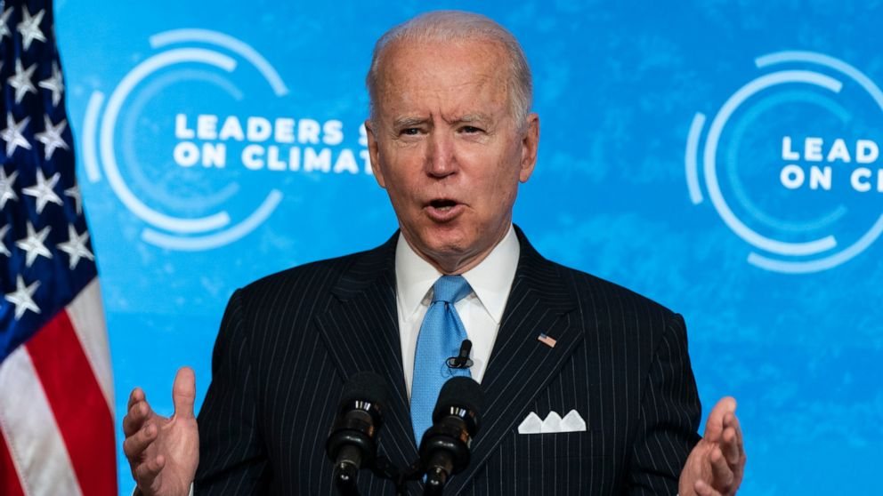 America's gas-fueled vehicles imperil Biden's climate goals