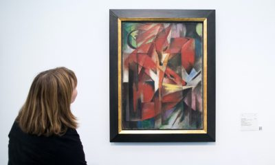 Düsseldorf Addresses Nazi-Looted Franz Marc Painting – ARTnews.com