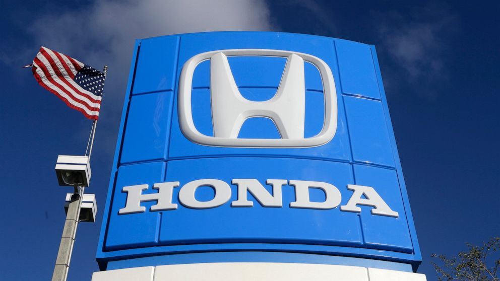 Honda to phase out gas-powered cars by 2040 in N. America