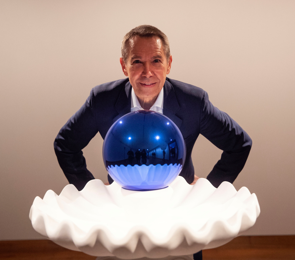 Jeff Koons Departs Gagosian and David Zwirner for Pace Gallery – ARTnews.com