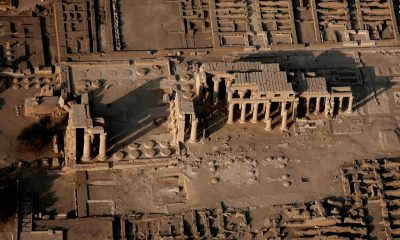 'Lost Golden City of Luxor' Found—and More Art News – ARTnews.com