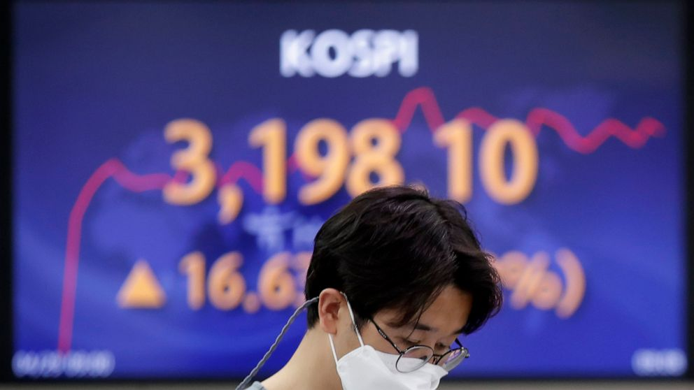 World shares, US futures advance ahead of US GDP report
