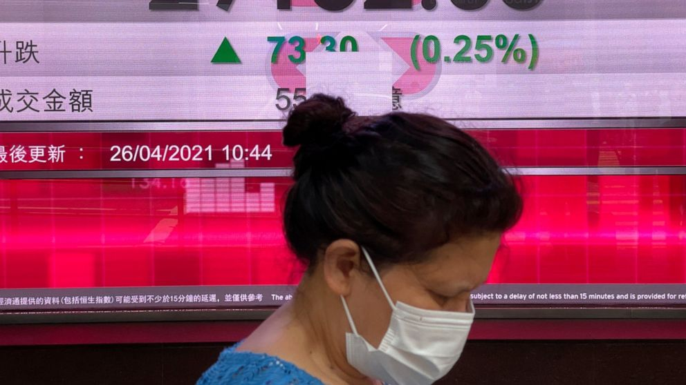 World shares mixed as pandemic worries cloud outlook