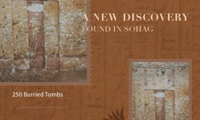 Ancient Egyptian Rock-Cut Tombs Discovered at Al-Hamidiyah Necropolis – ARTnews.com