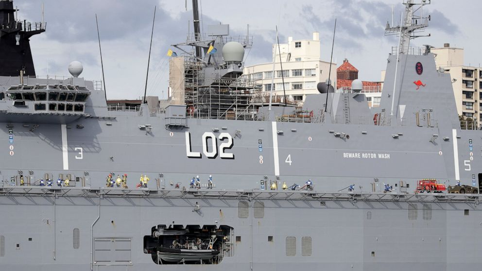 Australia plans big defense and security investments