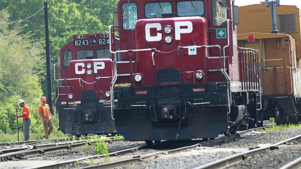 Canadian Pacific gets procedural OK in bid for US railroad