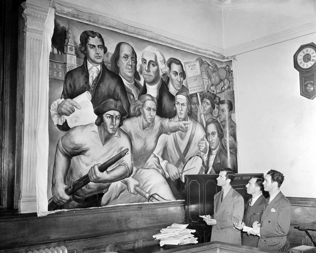 'New Deal for Artists' Explores the History of the WPA – ARTnews.com
