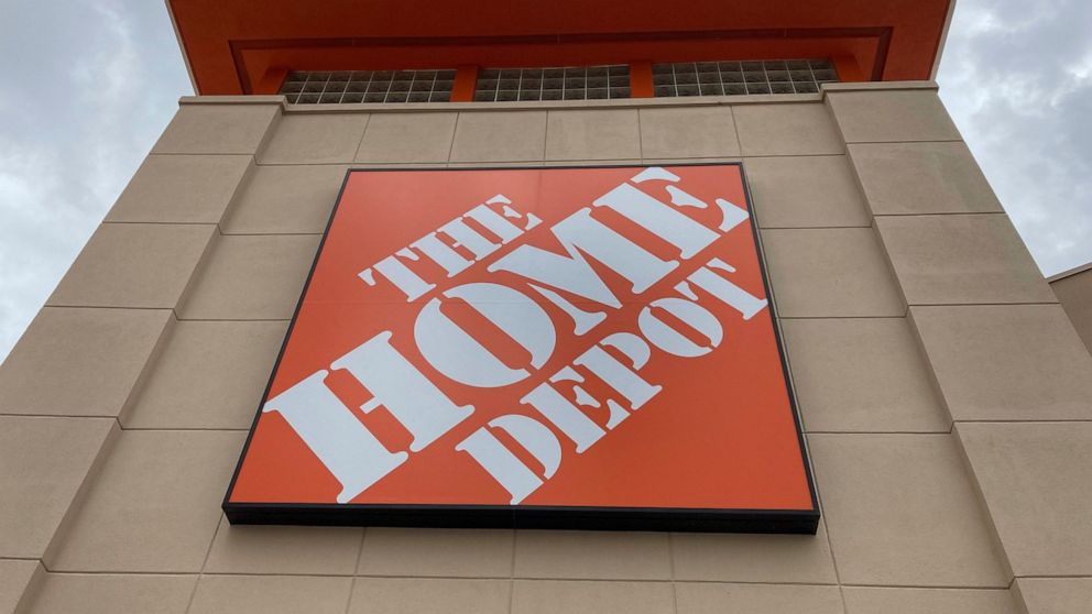 New year, same results; Home Depot sales boom in 1Q