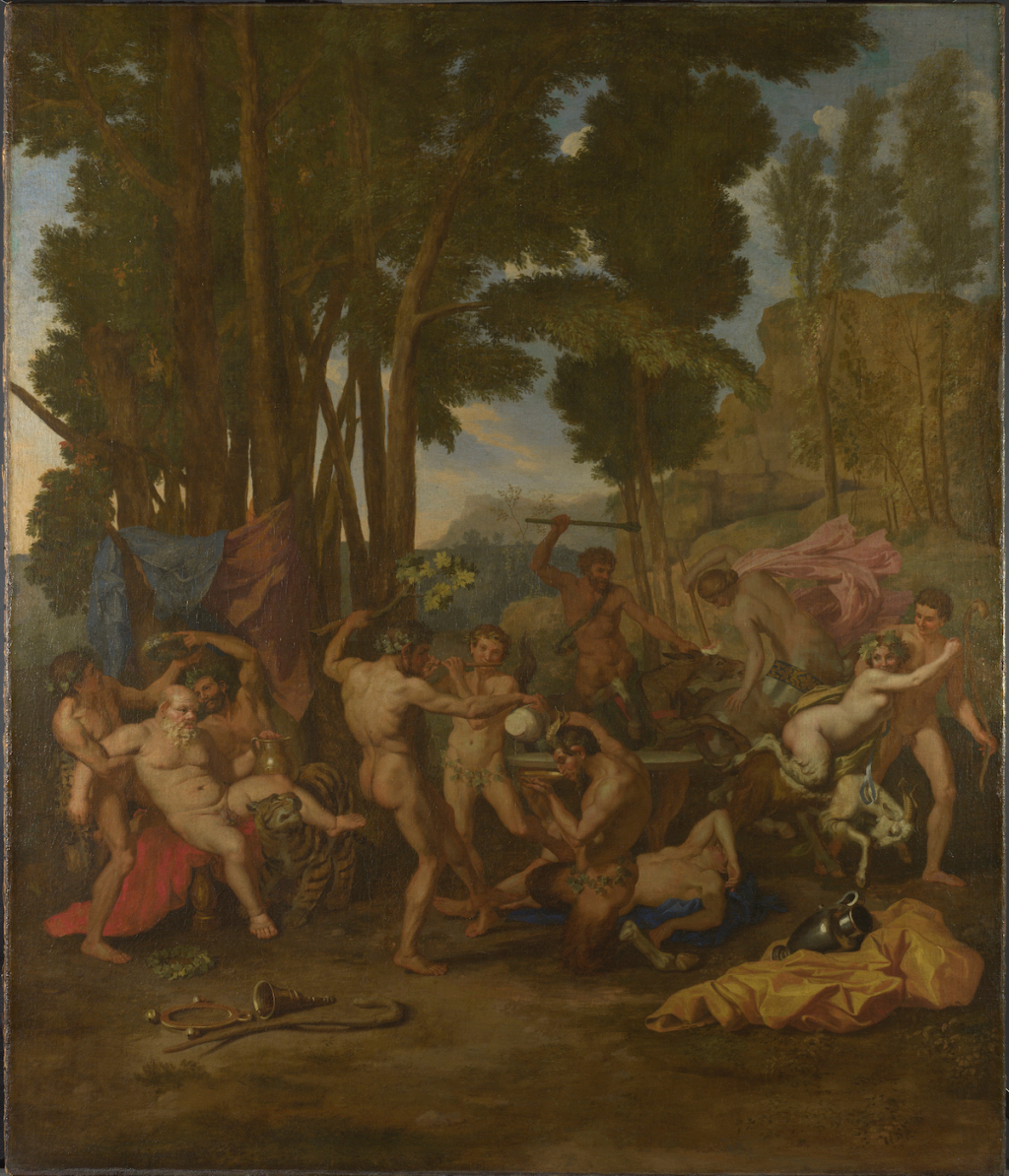 Nicolas Poussin Copy at London's National Gallery Gets Reattributed – ARTnews.com