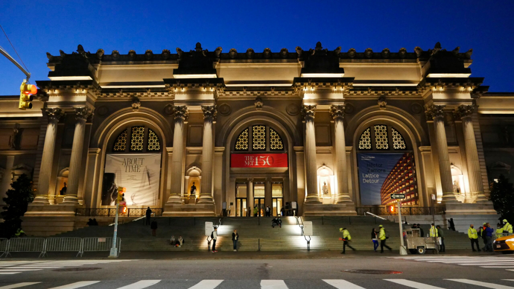 PBS's 'Inside the Met' Barely Scratches the Surface – ARTnews.com