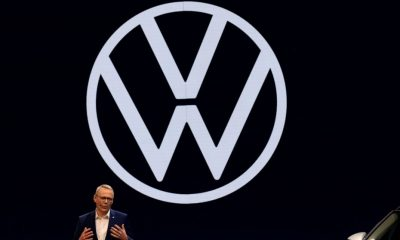 Volkswagen profits jump as China leads pandemic rebound