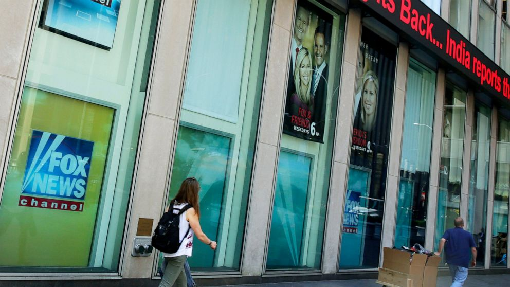 Fox News fined $1 million for sex harassment and retaliation