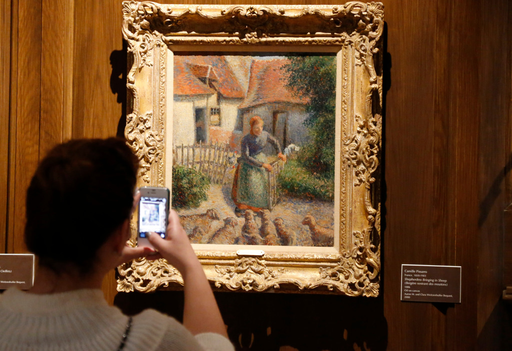 French Heiress Ends Years-Long Legal Battle Over Nazi-Looted Pissarro – ARTnews.com