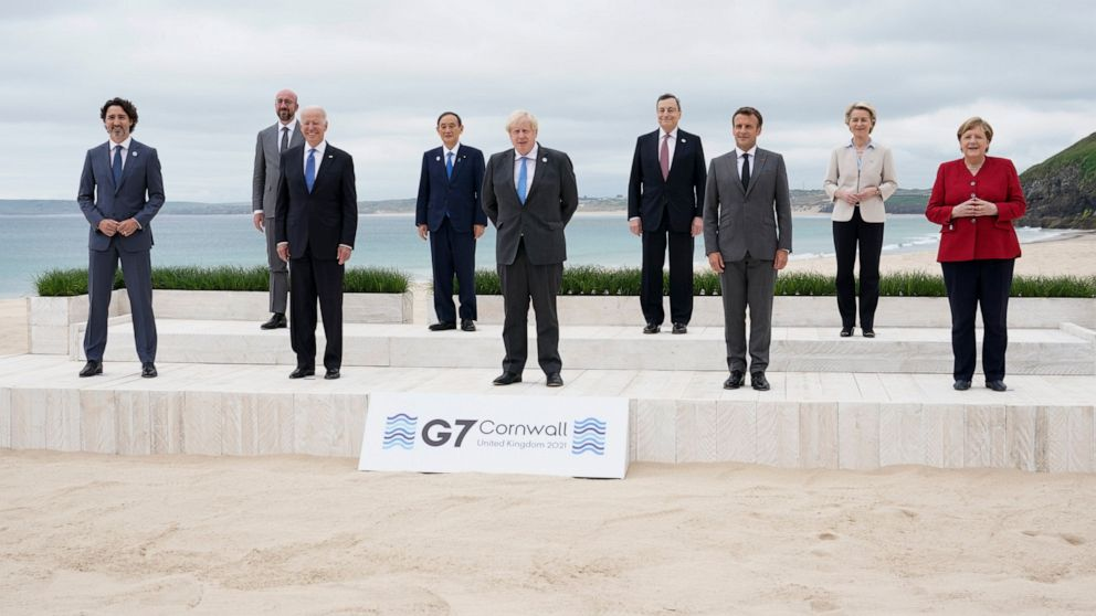 G-7 leaders agree to end support for unabated coal power
