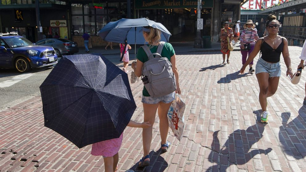 Northwest US faces hottest day of intense heat wave