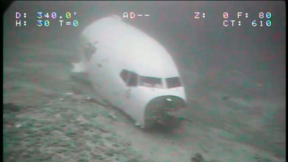 Air cargo company that ditched plane off Hawaii is grounded