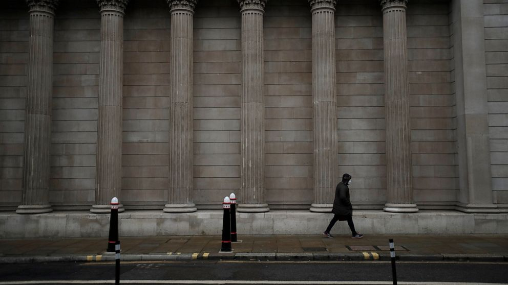 Bank of England ditches dividend limits on UK banks