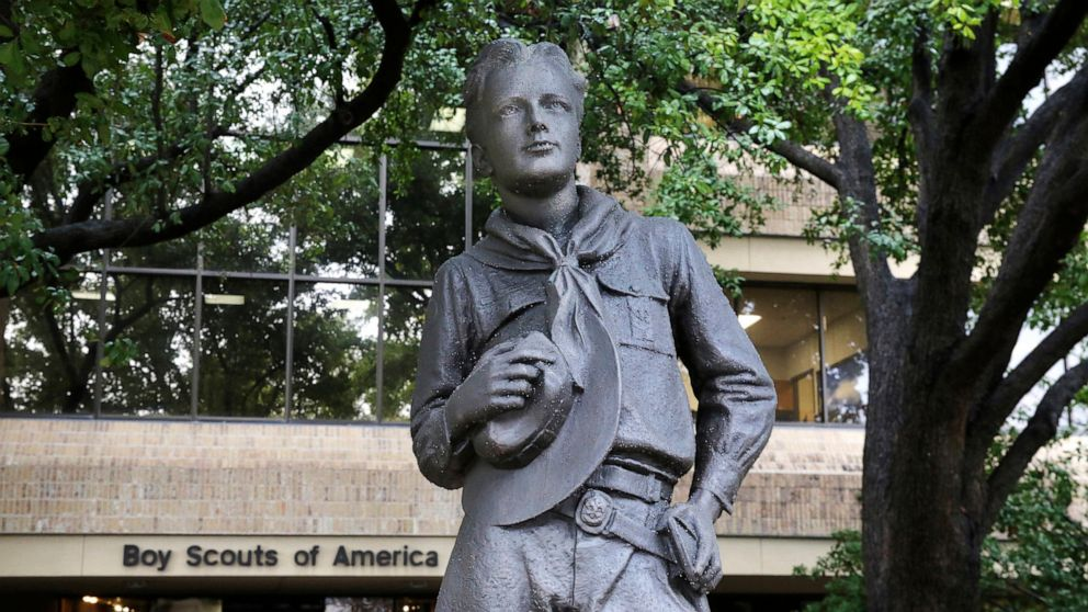 Boy Scouts of America reaches $850M agreement with victims