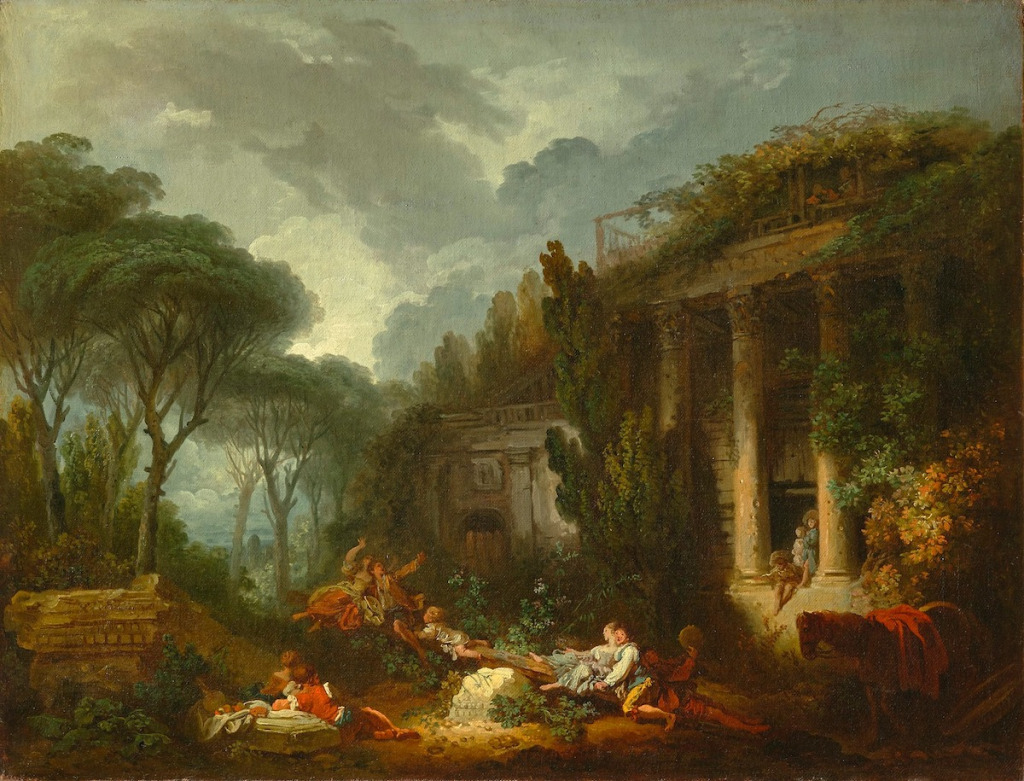 France Acquires Two Fragonard Paintings Long Thought To Be Missing – ARTnews.com