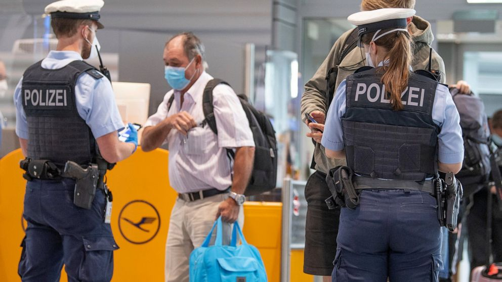 Germany easing restrictions on travel from UK, Portugal