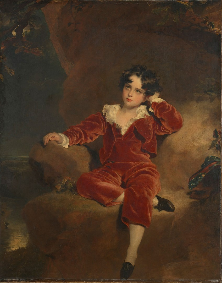 National Gallery to Acquire Thomas Lawrence's 'Red Boy' Portrait – ARTnews.com