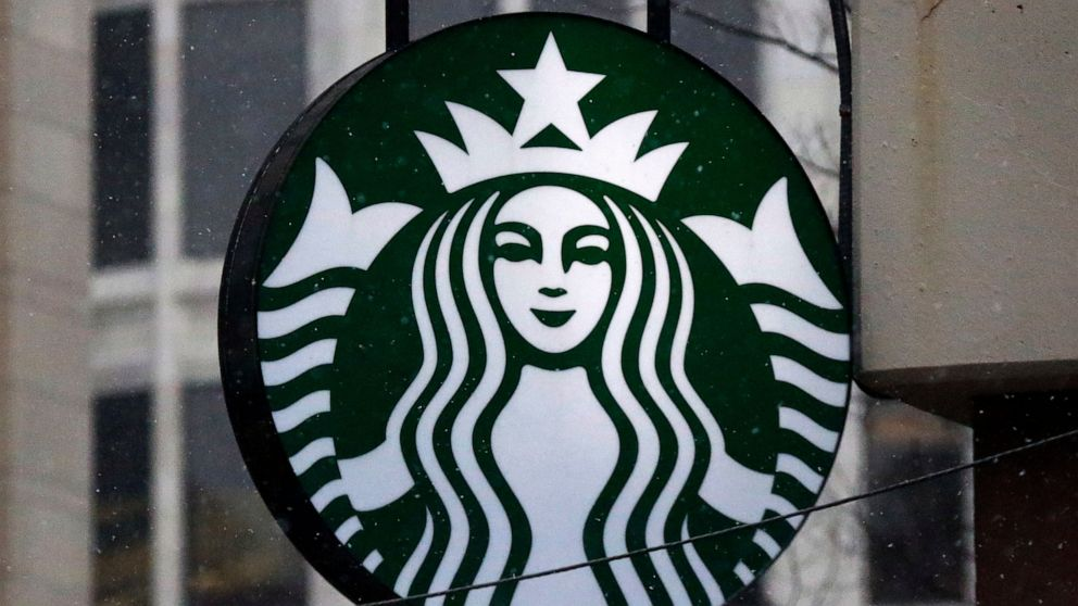 Starbucks hits sales record as customers return to stores