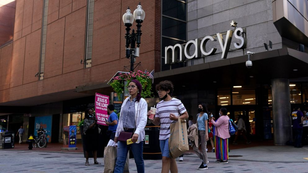 US retail sales rose 0.6% in June, better than decline seen